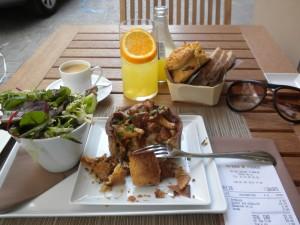 Лучшее место для завтрака в Париже