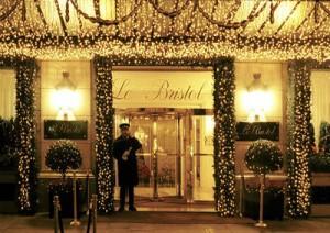 Новый Год или Рождество в Париже.
