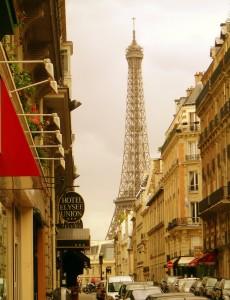 Недорого пожить в Париже