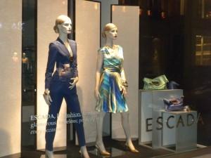 Витрины Парижа – Сhanel, Dior и другие