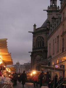 В Париж на Кровавую Мэри
